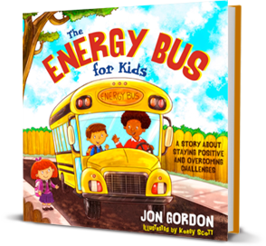 Energy Bus Kids Book